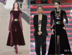Fan Bingbing In Stéphane Rolland Couture - The Voice of China Final