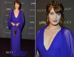 Florence Welch In Gucci - LACMA 2012 Art + Film Gala
