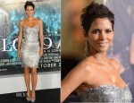 Halle Berry In Dolce & Gabbana - 'Cloud Atlas' LA Premiere