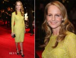 Helen Hunt In Chagoury Couture - 'The Sessions' London Film Festival Premiere