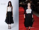 Helena Bonham Carter In Marc Jacobs - 'Frankenweenie 3D' London Film Festival Premiere