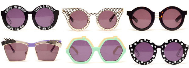 House of Holland Sunglasses 2