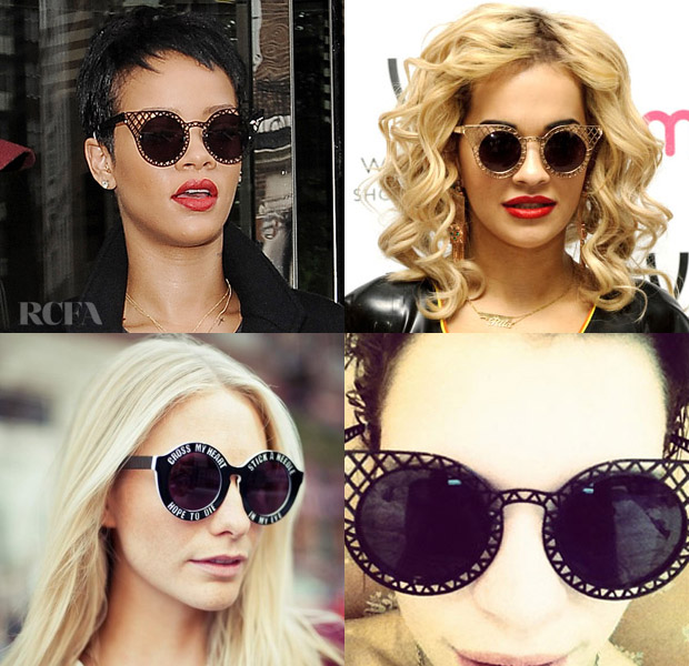 House of Holland Sunglasses