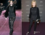 Jane Fonda In Gucci - LACMA 2012 Art + Film Gala