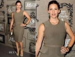Jennifer Garner In Givenchy - Variety's 4th Annual Power Of Women Event