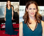 Jennifer Garner In Roberto Cavalli - 'Argo' Washington Screening