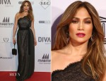 Jennifer Lopez In Lanvin - UNESCO Charity Gala 2012