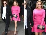 Jennifer Lopez In Valentino - Valentino Spring 2013