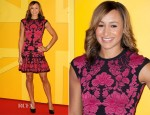 Jessica Ennis In Alexander McQueen - UK Athletics Dinner