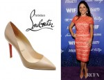 Julia Louis-Dreyfus' Christian Louboutin Pigalle Pumps