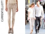 Kate Bosworth's Current/Elliott Stiletto Jeans