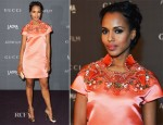Kerry Washington In Gucci - LACMA 2012 Art + Film Gala