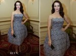 Kristin Davis In Karen Caldwell - David Sheldrick Wildlife Trust Event