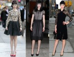 Krysten Ritter's Fashionable Week