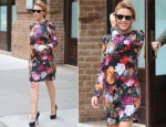 Kylie Minogue In Dolce & Gabbana - Out In New York City