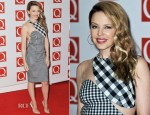 Kylie Minogue In Stella McCartney - The Q Awards 2012