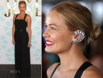 Lara Bingle In Camilla and Marc - Caulfield Cup Day