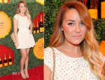 Lauren Conrad In Paper Crown - 2012 Veuve Clicquot Polo Classic Event