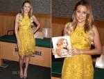 Lauren Conrad In Yoana Baraschi - Barnes & Noble Bookstore Appearance