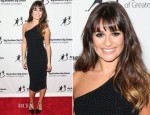 Lea Michele In Michael Kors - Big Brothers Big Sisters Of Greater Los Angeles