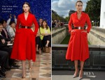 Leelee Sobieski In Christian Dior Couture - Christian Dior Spring 2013 Presentation