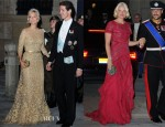 Luxembourg Royal Wedding Gala Dinner Guests