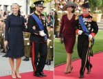 Luxembourg Royal Wedding Guests
