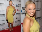 Malin Akerman In Halston Heritage - Arthritis Foundation 'Commitment to a Cure' 2012 Awards Gala