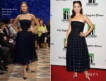 Marion Cotillard In Christian Dior Couture - 16th Annual Hollywood Film Awards Gala