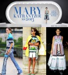 Mary Katrantzou & Current/Elliott x Mary Katrantzou Spring 2013 On Moda Operandi