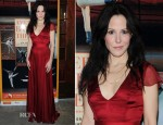 Mary Louise Parker In Anne Klein - American Ballet Theatre Opening Night Fall New York City Center Gala