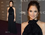 Minka Kelly In Gucci - LACMA 2012 Art + Film Gala
