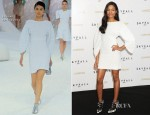 Naomie Harris In Chanel - 'Skyfall' London Photocall