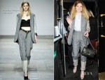 Nicola Roberts In Topshop Unique - Whiskey Mist