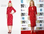 Nicole Kidman In L'Wren Scott - 50th Annual New York Film Festival