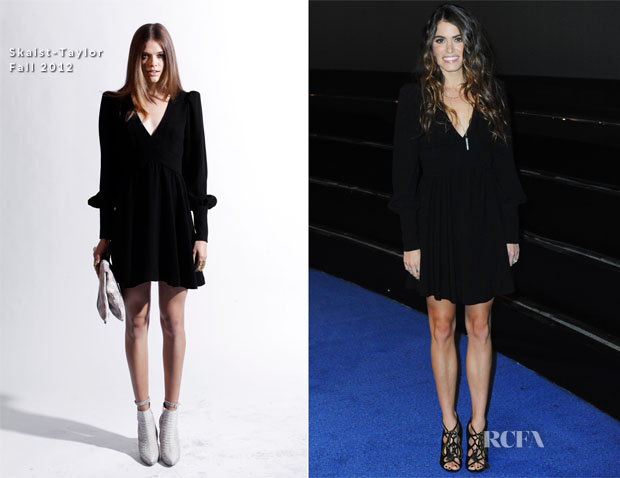 Nikki Reed In Skaist-Taylor - 'The Twilight Saga Breaking Dawn Part 2' London Photocall