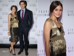 Olivia Palermo In Tibi & Bird by Juicy Couture - Mario Testino Exhibit