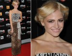 Pixie Lott In Dolce & Gabbana - Attitude Magazine Awards