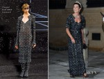 Princess Caroline of Monaco In Chanel Couture - Royal Wedding