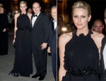 Princess Charlene of Monaco In Gucci -  2012 Ballo del Giglio