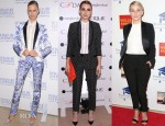 Red Carpet Trend: Slick Suits, Slicker Hair