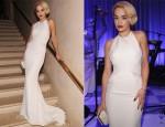Rita Ora In Emilio Pucci - Bergdorf Goodman's 111th Anniversary