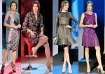 Nieves Alvarez In Carolina Herrera, Karl Lagerfeld, Juanjo Oliva, Oscar de la Renta, Sportmax, Rachel Roy & Christian Dior – Solo Moda