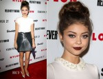 Sarah Hyland In Alice + Olivia & Zimmermann - NYLON October IT Issue Celebration
