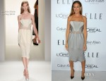 Sarah Jessica Parker In Calvin Klein - Elle's 19th Annual Women In Hollywood Celebration