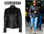 Sarah Jessica Parker's Belstaff Triumph Jacket