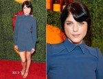 Selma Blair In Skaist Taylor - 2012 Veuve Clicquot Polo Classic Event