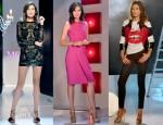 Nieves Alvarez In Zuhair Murad, Carolina Herrera NY, Moschino, Roberto Cavalli, Dsquared² & Ferragamo - Solo Moda