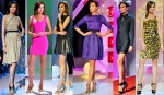 Nieves Alvarez In Giambattista Valli, Dsquared², Alex Vidal, Christian Dior, Halston Hertiage & Michael Kors - Solo Moda