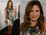 Sophia Bush In J. Mendel - 3rd Annual Autumn Party